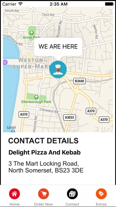 Delight Pizza And Kebab screenshot 4