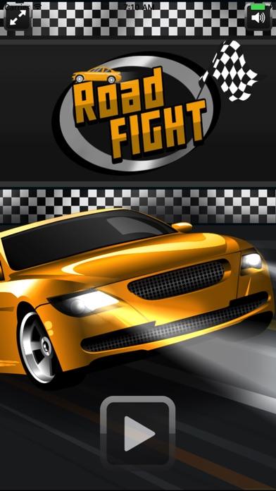 speedy road fight Screenshot