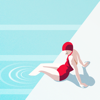 Swim Out Icon