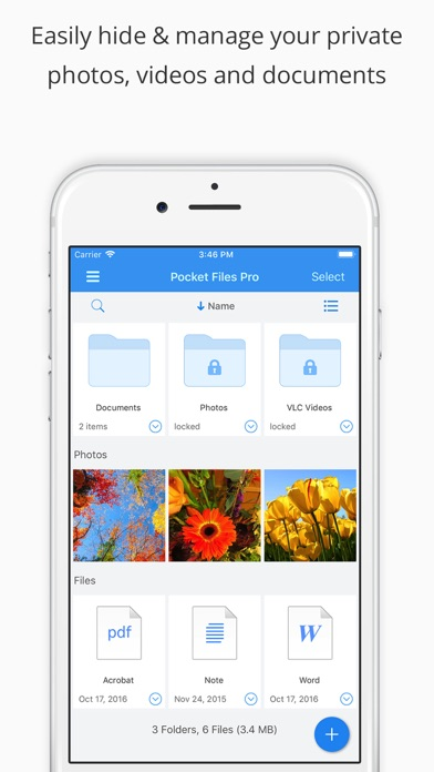 Pocket Files • File Manager Screenshot
