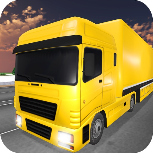Euro Truck Simulator 2017-18 wheeler Driver by Muhammad Hilal