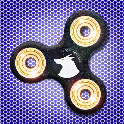 Super Fidget Hand Spinner - ハンドスピナー