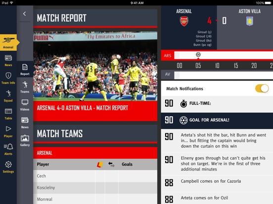 Arsenal Скриншоты8