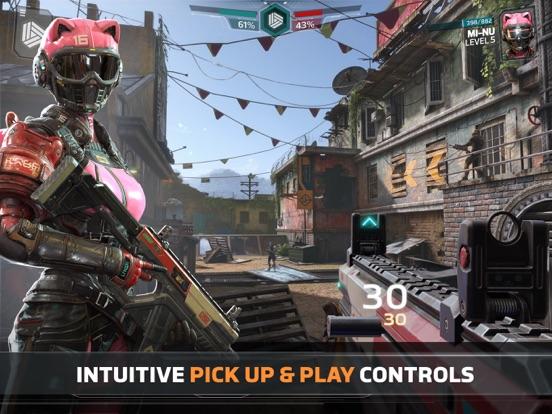 Image of Modern Combat Versus for iPad