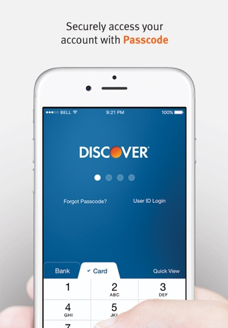 Discover Mobile screenshot 1