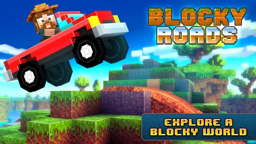 Blocky Roads Screenshots