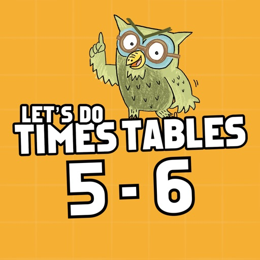 Times Tables Ages 5-6
