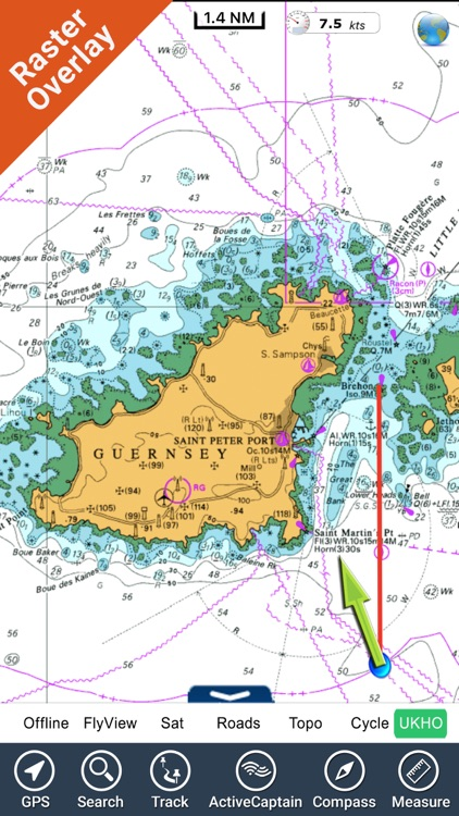 marine channel islands uk hd gps map navigator
