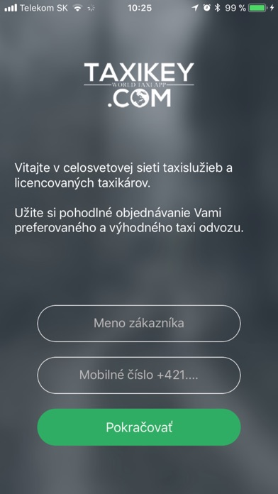 Snímka obrazovky iPhonu 1