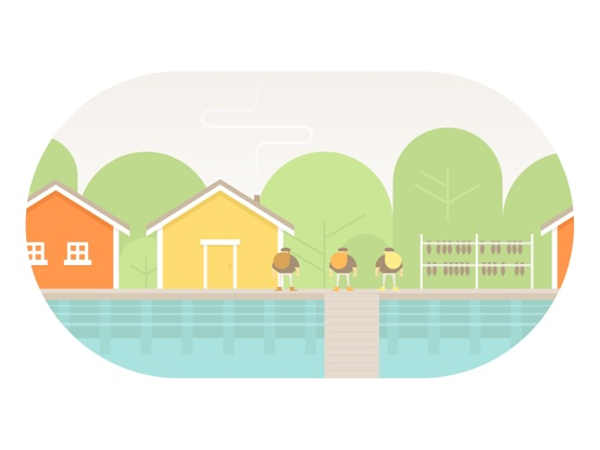 Burly Men at Sea Screenshots