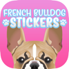 download Jezebel the Frenchie Stickers