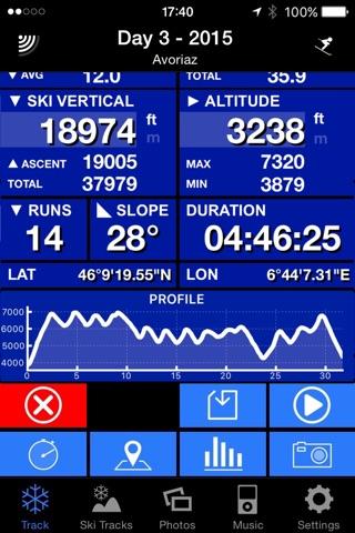 Ski Tracks screenshot 3