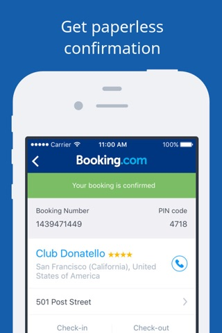 Booking.com Travel Deals screenshot 2