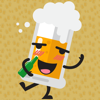 Pankaj Yadav - Beer Animated Chat Stickers  artwork