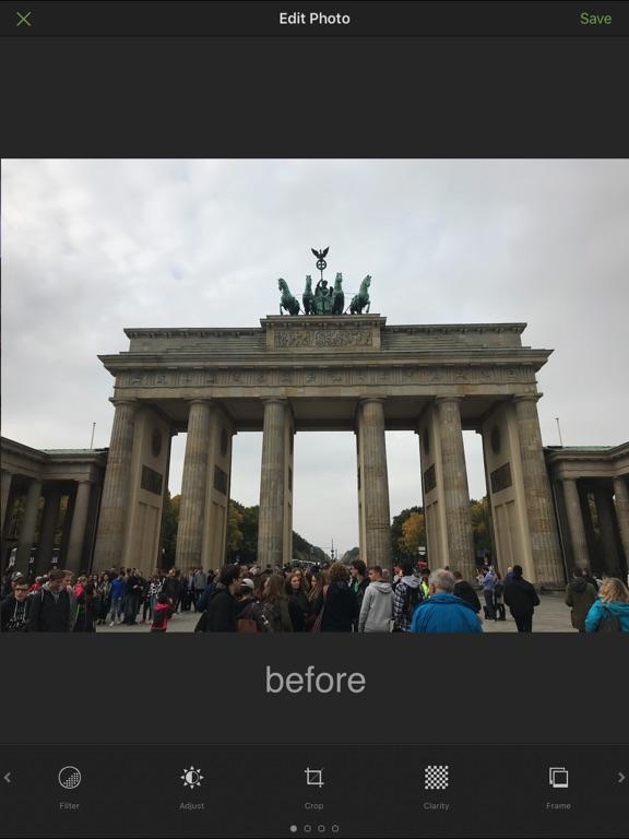 TADAA – HD Pro Camera Screenshot