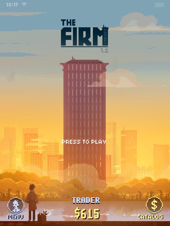 The Firm Screenshots