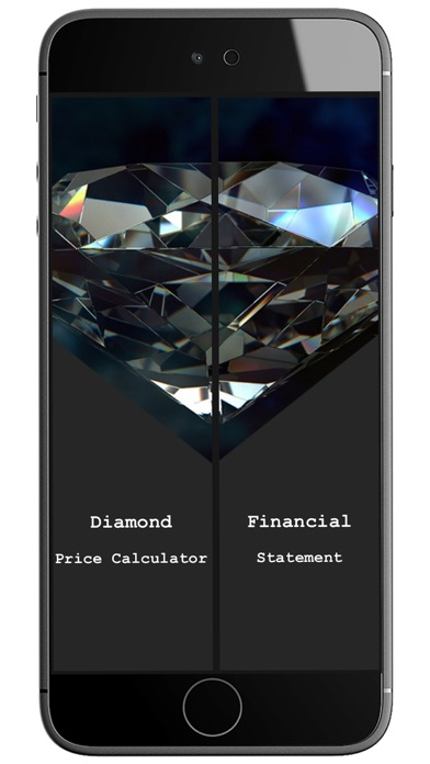 Screenshot for DiamondsCulc in United States App Store