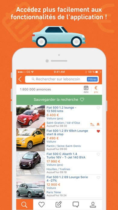 download Leboncoin apps 1