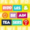 Riddles & Brain Teasers Quiz