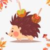 download Adorable Hedgehog