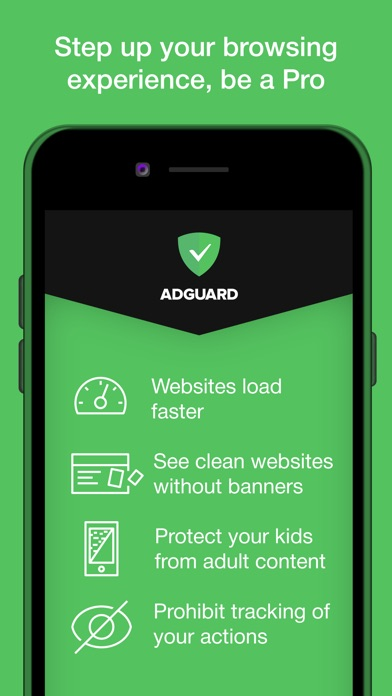 AdGuard Pro - adblock and privacy protection Screenshot