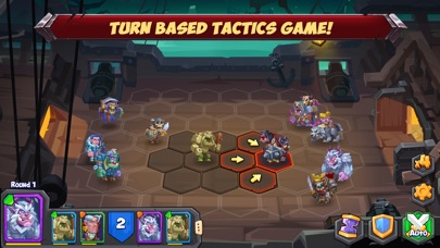 Tactical Monsters Rumble Arena Screenshots