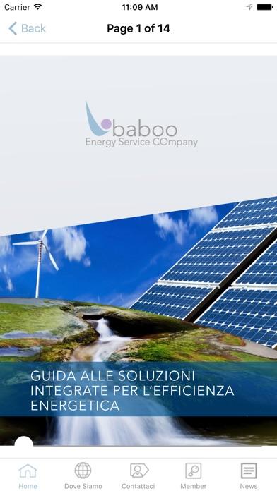 Screenshot of Baboo ESConnect3