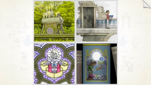 Gorogoa Screenshots