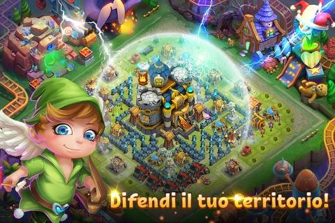 Castle Clash: Brave Squads screenshot 2