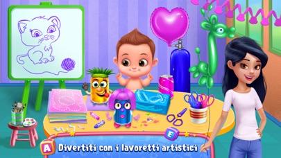 Screenshot of Il primo giorno da babysitter3