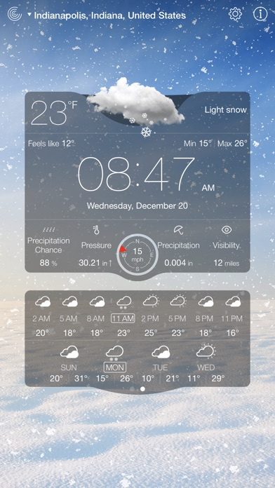 download Weather Live - Local Forecast apps 4