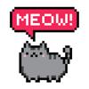 Miau | Colorir por número