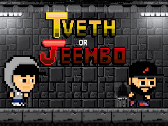 Jeembo Tveth Retro Runners для iPad