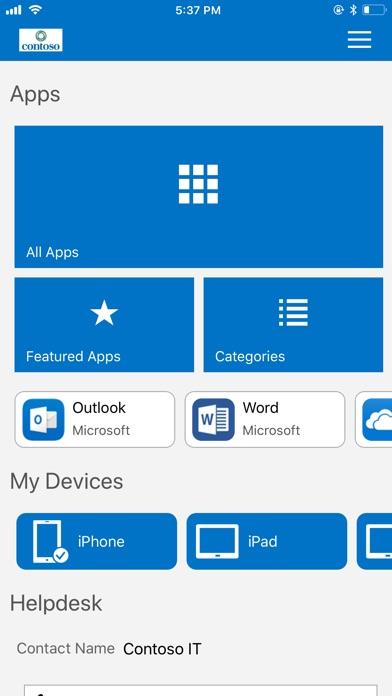 download Portal de empresa de Intune apps 2