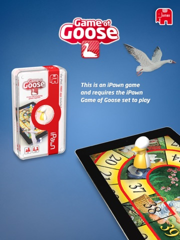 Game of Goose for iPawn® screenshot 1