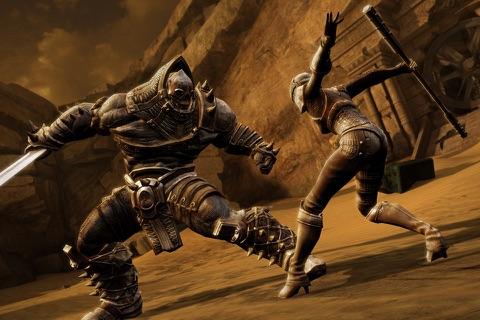 Infinity Blade III screenshot 2