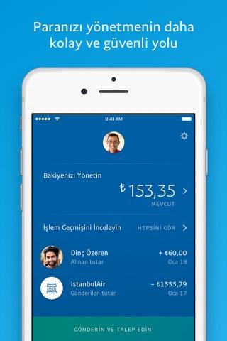 PayPal: Mobile Cash screenshot 1