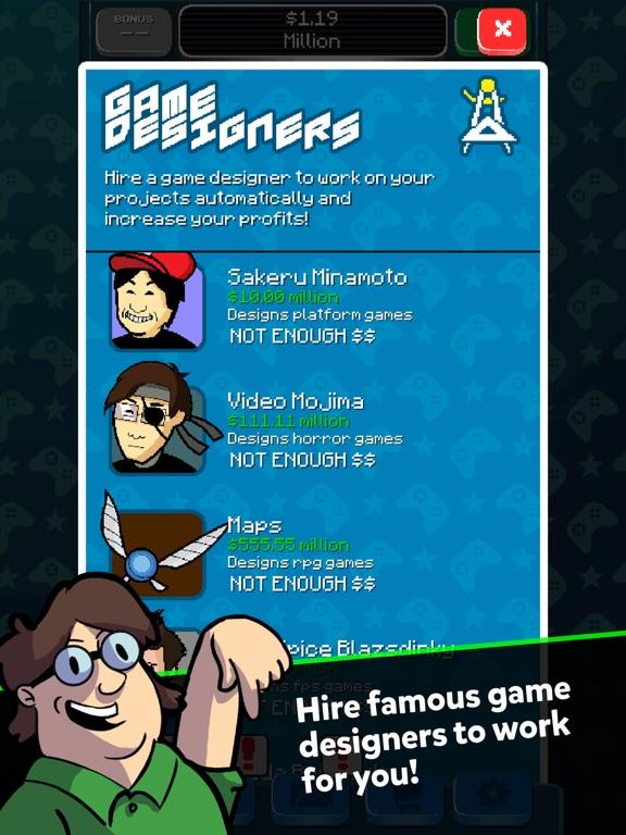 GameDev Empire screenshot 10