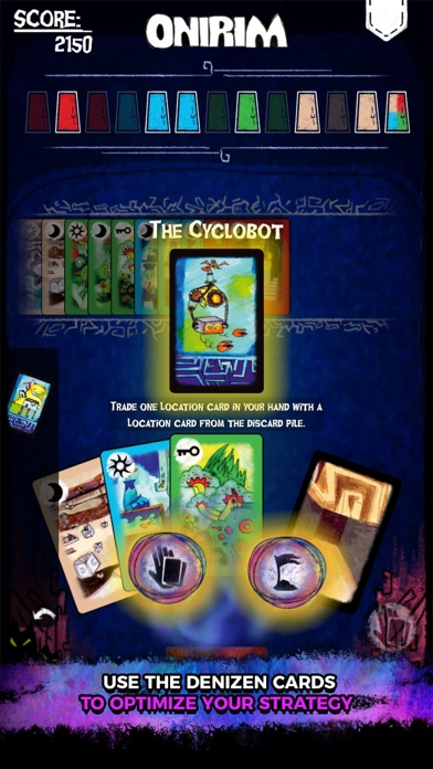 Screenshot #10 for Onirim - Solitaire Card Game
