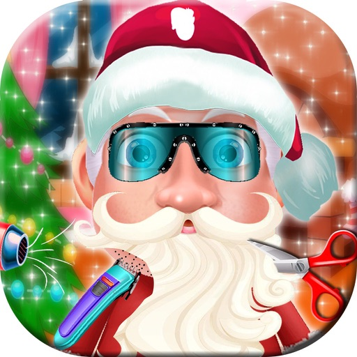 Santa's Beard Makeover Games