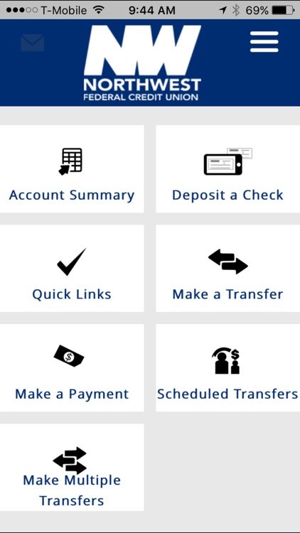Nw Federal Credit Union >> Northwest Federal S Mobile Banking By Northwest Federal