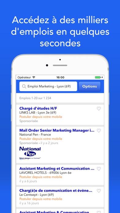 download Indeed: Recherche d'Emploi apps 2