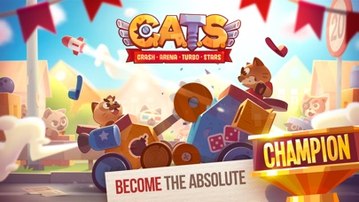 download CATS: Crash Arena Turbo Stars apps 0