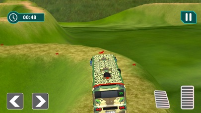 Real Army Bus Transport screenshot 3