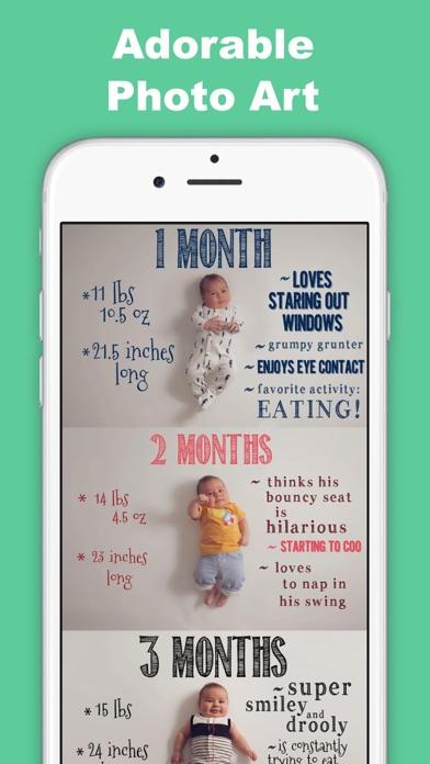 SnapBaby - The Wonder Baby ArtScreenshot of 1