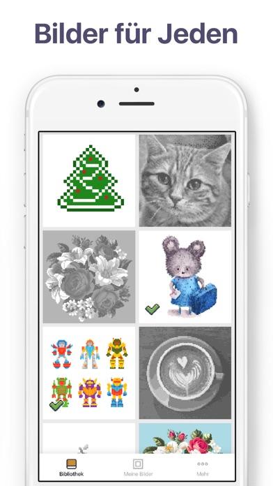 Screenshot 4 Pixel Art - Malen nach Zahlen