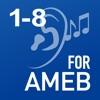AURALBOOK (AMEB澳洲音樂考試局第一至八級)