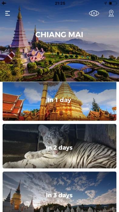 Chiang Mai Guide de VoyageCapture d'écran de 1