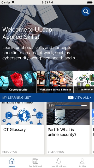 Image result for uleap applied skills