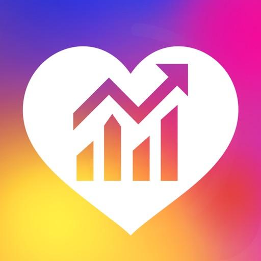 Likes Tracker for Instagram iOS App